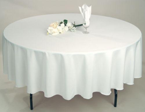 "108"" Round Table Cloth"