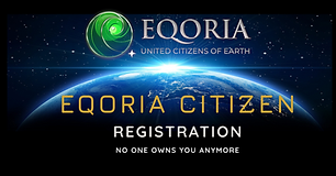 EQORIA CITIZEN REGISTRATION begins on May 22 the World Biodiversity Day