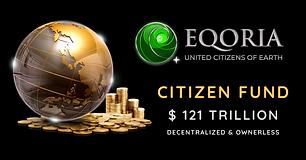 EQORIA CITIZEN FUND is born for Earth.
