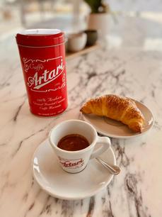 Espresso & Croissant