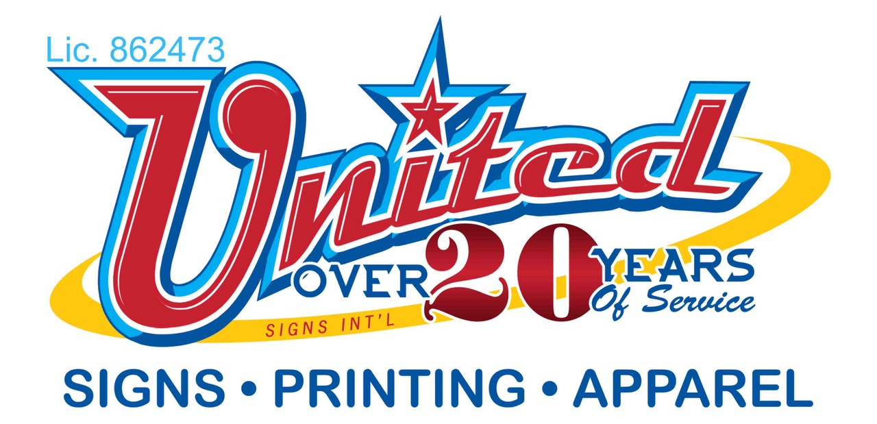 Signs printing visalia ca united signs intl reheart Image collections