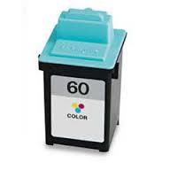 Cartouche Lexmark compatible L60 HC color