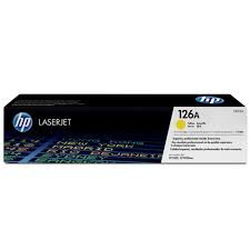 Toner HP CE312A Yellow (126A)