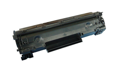Toner HP CB435A Black HC Compatible