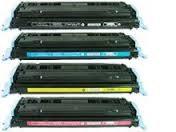 Pack 4 Toners CC530 (BK,C,M,Y)
