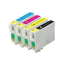 Pack Epson compatible T1005 - 4 + 1 gratuite