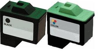PACK LEXMARK 16 + 26 Cartouches compatibles