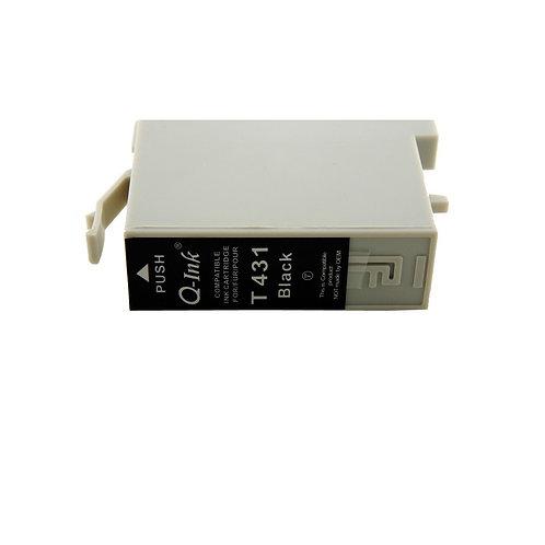 Cartouche Epson Compatible T0431 Black HC
