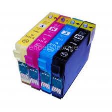 Pack T1816 (BK,C,M,Y) compatible 4 + 1 gratuite