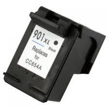 HP 901 Black HC compatible