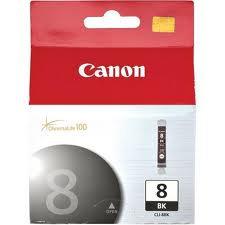 Cartouche Canon CLI8 BK