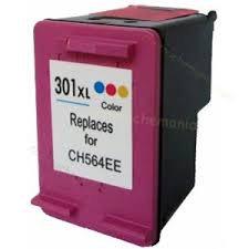 HP 301 Color HC compatible