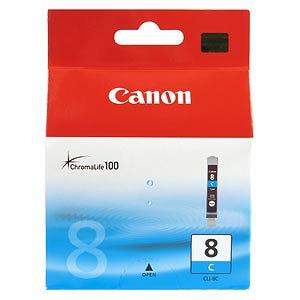 Cartouche Canon CLI8 Cyan