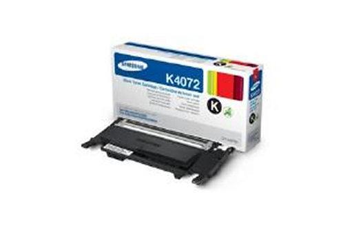 Toner Samsung CLP 320(K4072) BK d'origine