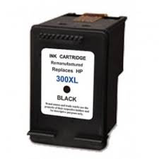 HP 300 Black XL Compatible