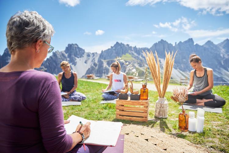 Schreibraum Innsbruck - Alexandra Peischer