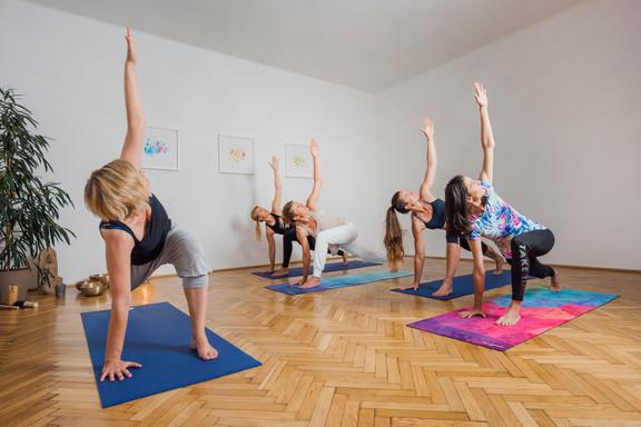 Yin Yoga Innsbruck