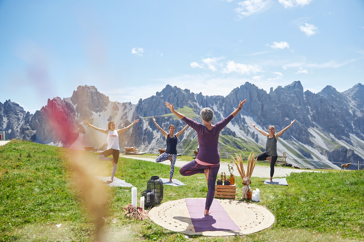 Yoga & Schreiben Innsbruck Tirol
