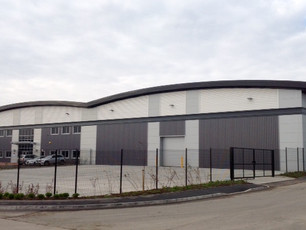 Ashby Warehouse Expansion