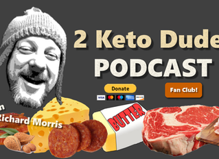 Doctor Nadia on 2KetoDudes Podcast