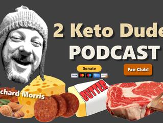 Doctor Nadia on 2KetoDudes Podcast