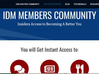 IDM Members Community