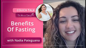 Couch Talk with Dr. Anna Cabeca and Nadia Pateguana: Benefits of Fasting - What You Need to Know