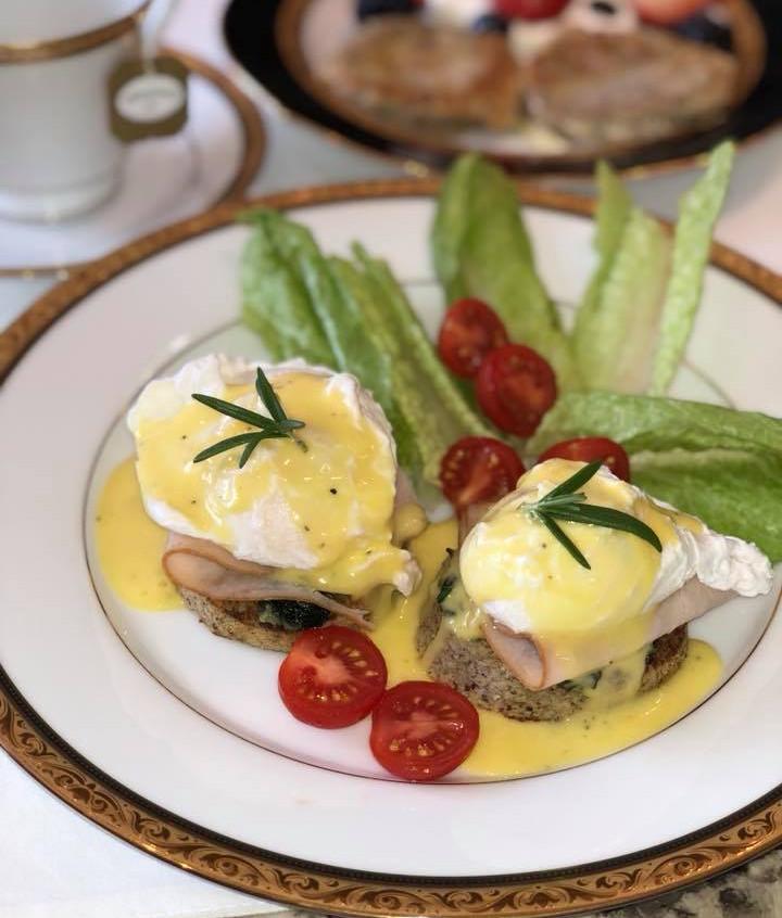 june 16 pm eggs benny