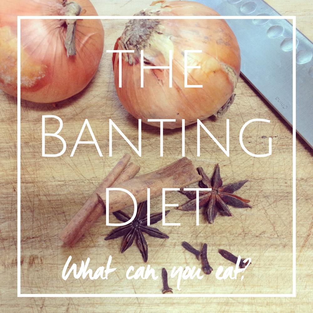 Banting diet