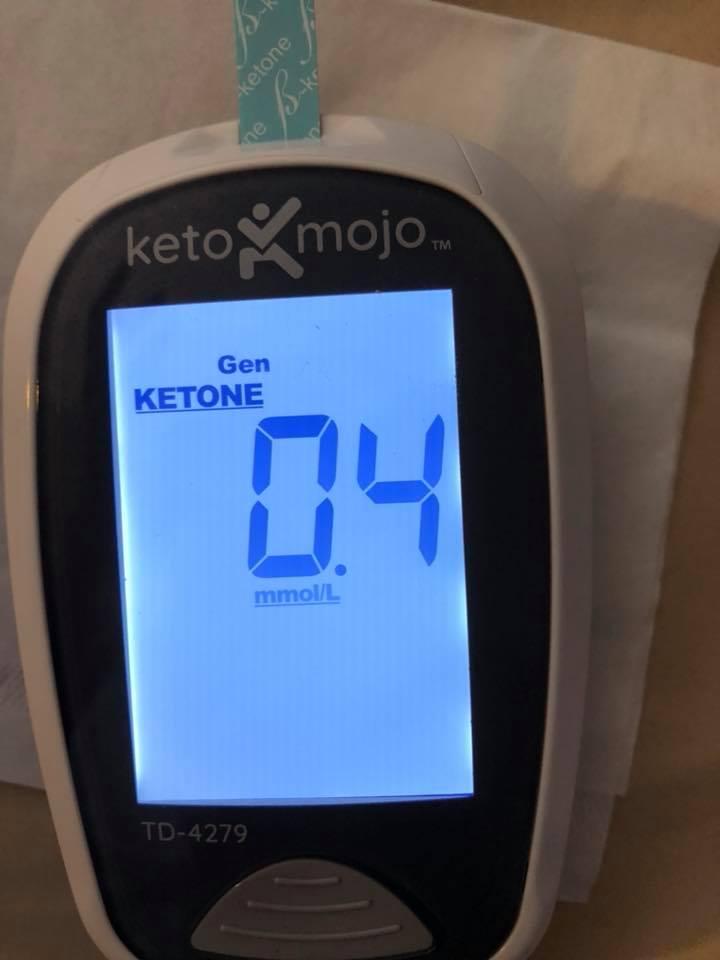 june 17 Blood ketones fasting am