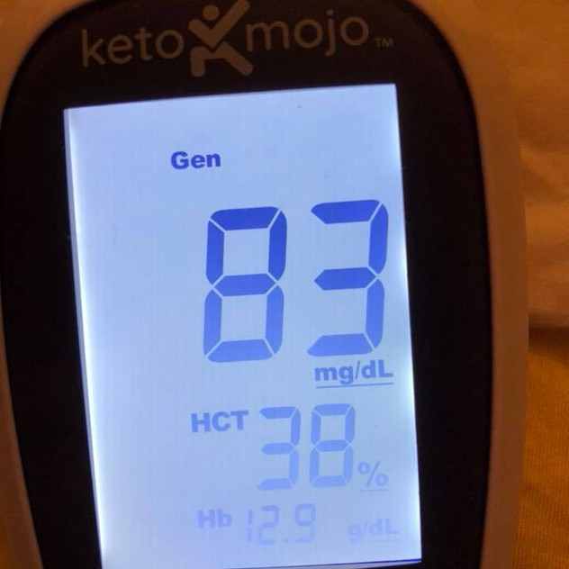 june 18 Post-meal blood glucose 830 pm