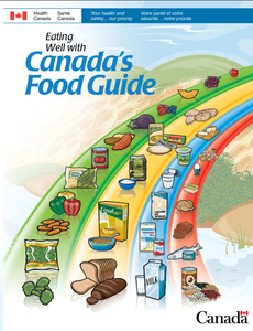 Canadian Dietary Guidelines 2011