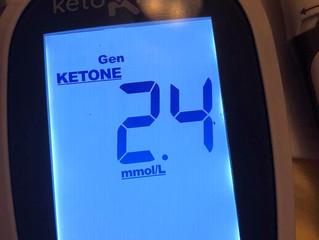 My Keto (measuring) Journey
