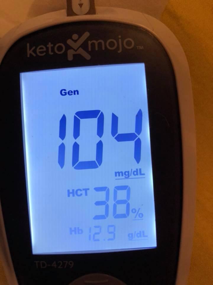 june 15 blood sugars