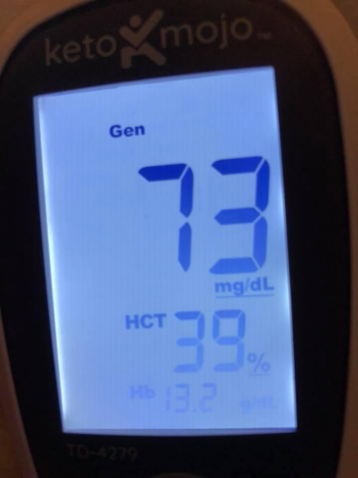 june 23 blood sugars