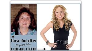Cristine Cronau, before and after