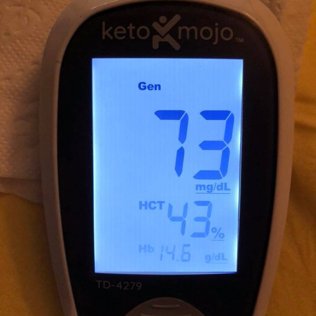 june 18 Pre-meal blood glucose (6pm)