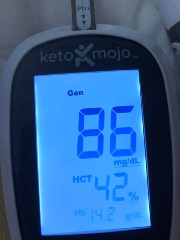 june 17 Blood sugars pre-meal (2 pm)
