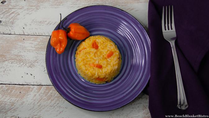 Habanero Mango Rice