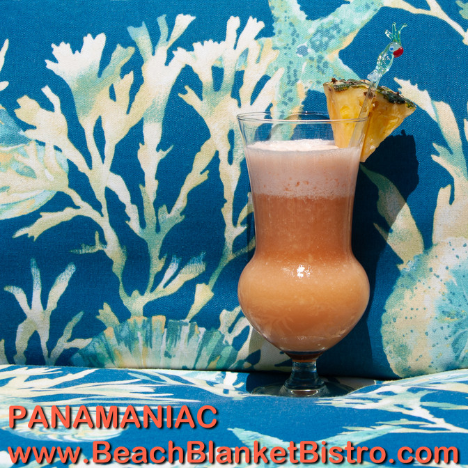 Panamaniac- A Perfect Summer Drink