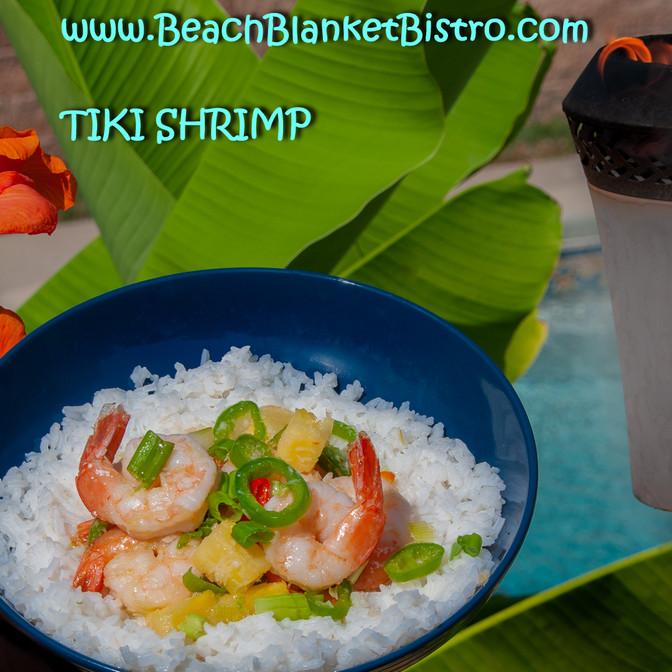 Tiki Shrimp