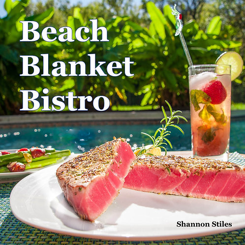 Cookbook: Beach Blanket Bistro