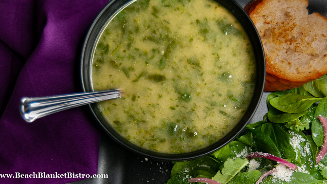 Calo Verde A Healthy and Tasty Portuguese Soup