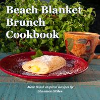 Beach Blanket Brunch Cookbook Cover