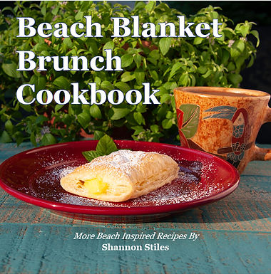 Cookbook: Beach Blanket Brunch