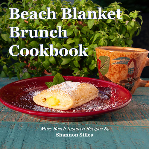 Cookbook: Beach Blanket Brunch