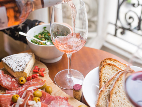 Best wine pairings for a romantic meal