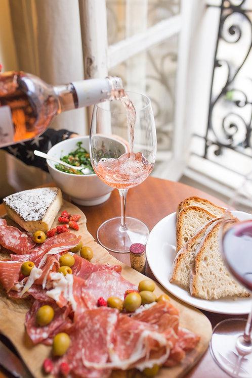 Vin Rosé Château Saint Maure Grand Cru Classé - Côtes de Provence