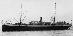 SS Valencia West Coast Trail
