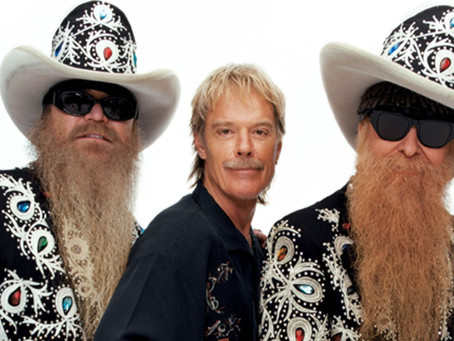 ZZ Top, Lap Top, Top of the World